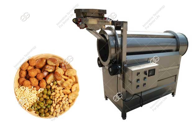 green peas seasoning machine