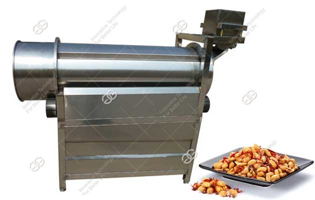 peanut seasoning machine for sale