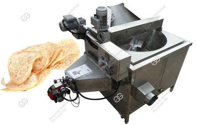 malanga chips fryer quotation