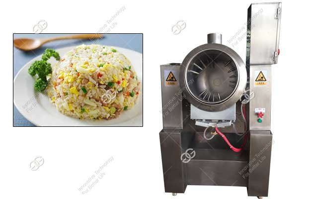 fried rice machine manufacturer