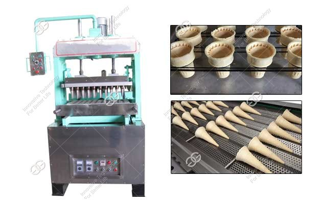cone baking machine