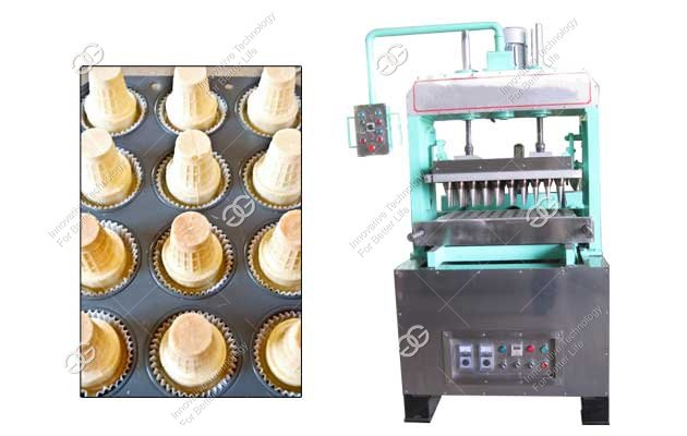 cone making machine price