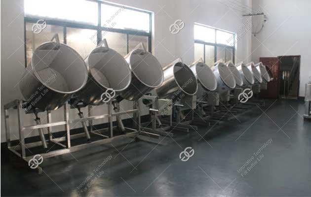 energy bar production line