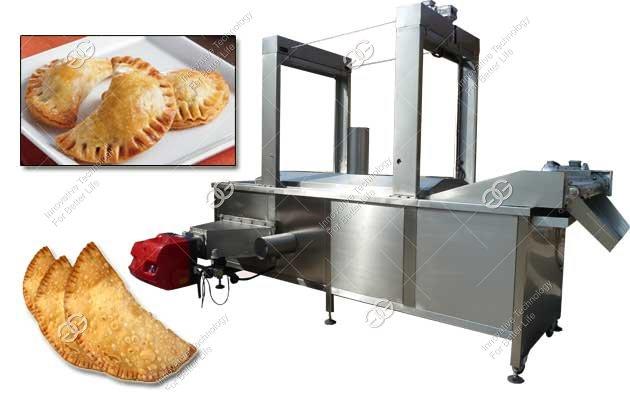 commercial empanadas fryer machine