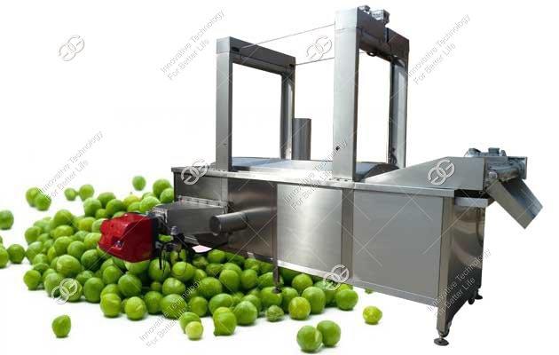 green peas fryer machine