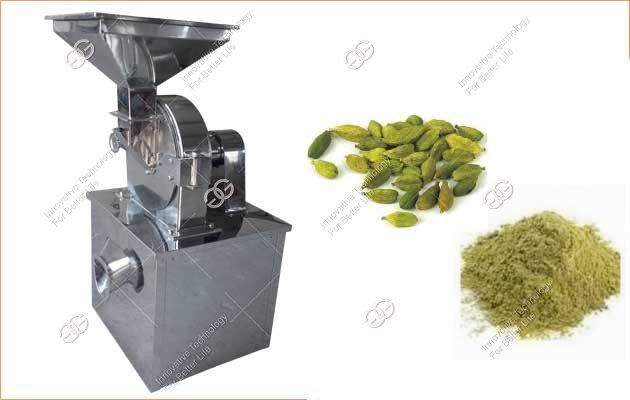 cardamom powder grinder