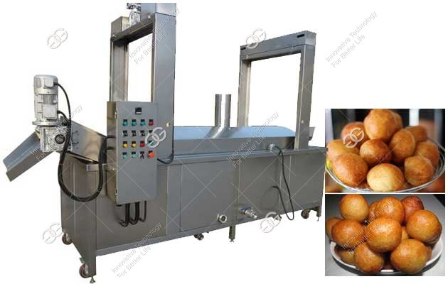 puff puff frying machine