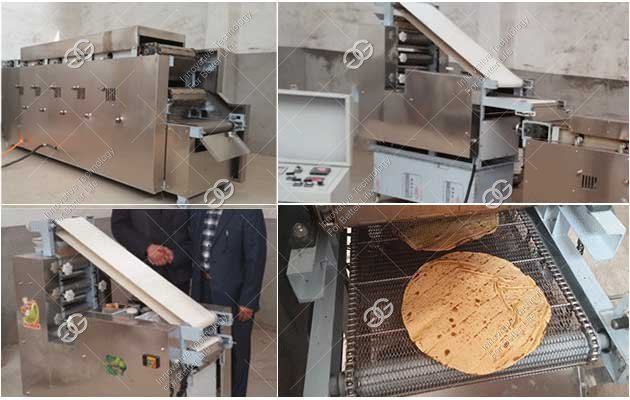 Automatic Chapati Maker