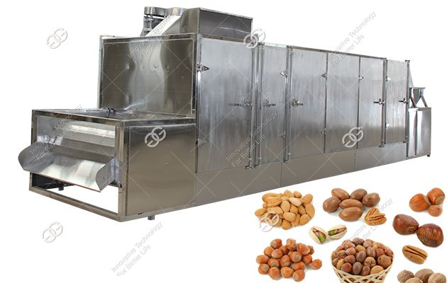 Commercial Nut Roasting Equipment