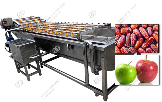 Apple Washing Equipment