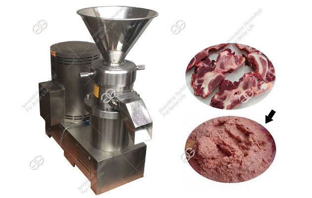 Industrial Bone Grinder Machine