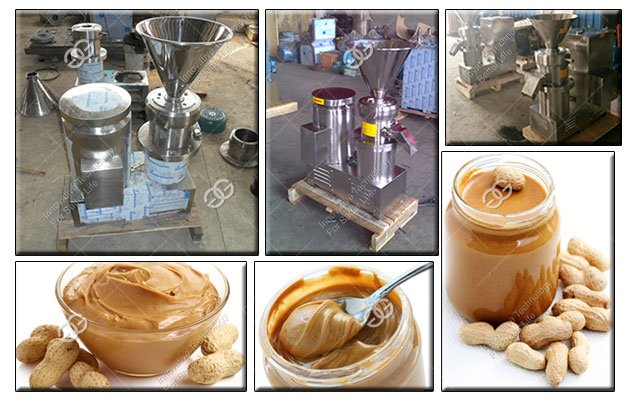How to Make Commercial Peanut Butter