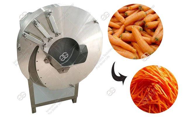 Carrot Strip Cutter Machine