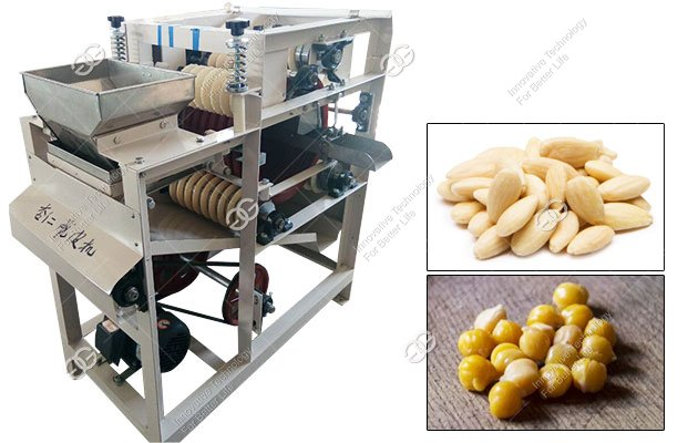Wet Type Almond Peeler Machine