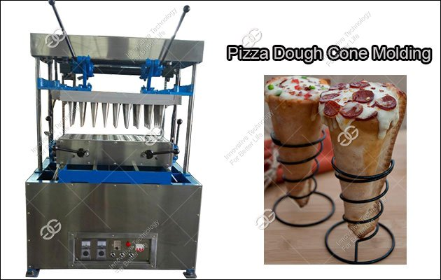 China Pizza Cone Machine