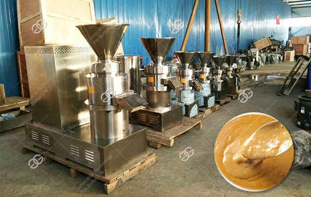 Peanut Butter Grinding Machines