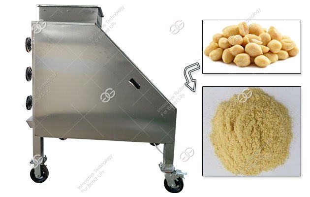 Stainless Steel Peanut Powder Grinder