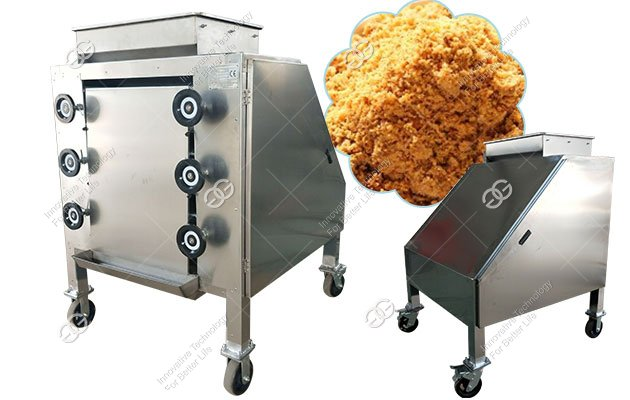 Peanut Grain Powder Milling Machine