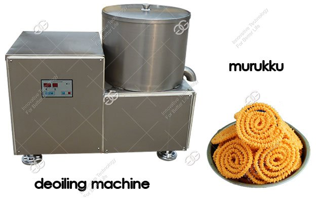 Chakli Deoiling Machine For Sale