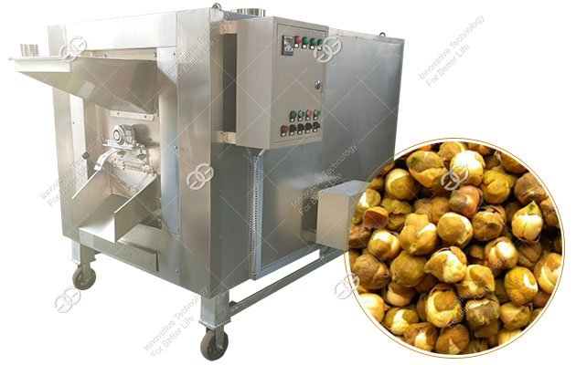 Chickpea Roaster Machine