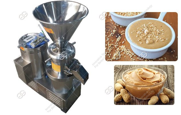 Peanut Butter Grinder Machine