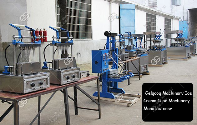 Ice Cream Cone Machine Manufacturer