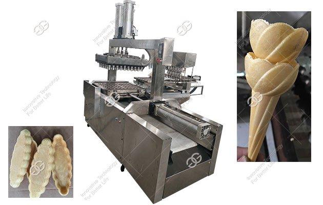 Wafer Cone Making Machine Price