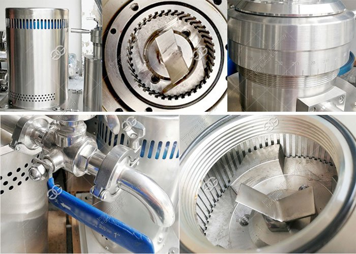 Tiger Nut Milk Processing Machine Automatic
