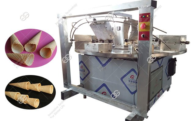 Sugar Cone Machine