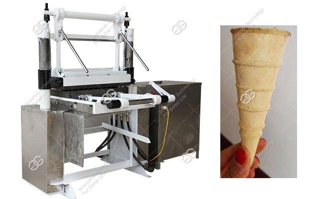 Ice Cream Wafer Cone Machine
