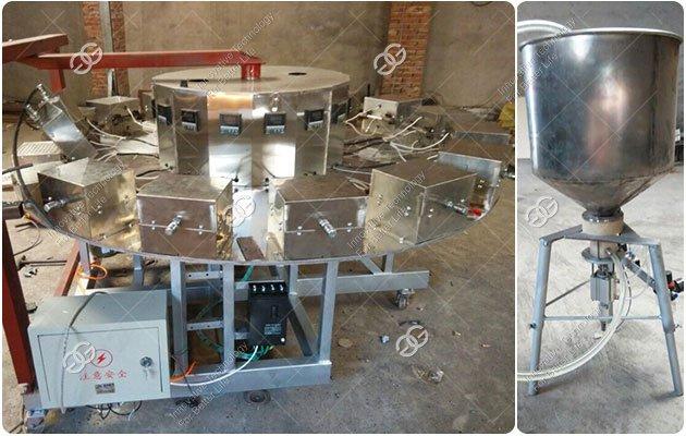 China Ice Cream Cornetto Machine