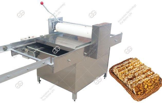 Peanut Candy Bar Cutting Machine