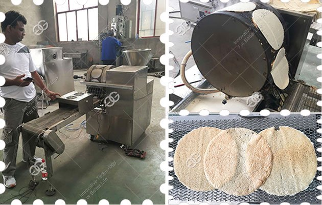 Injera Making Machine in Ethiopia