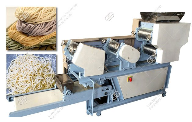 Chinese Noodles Making Machine
