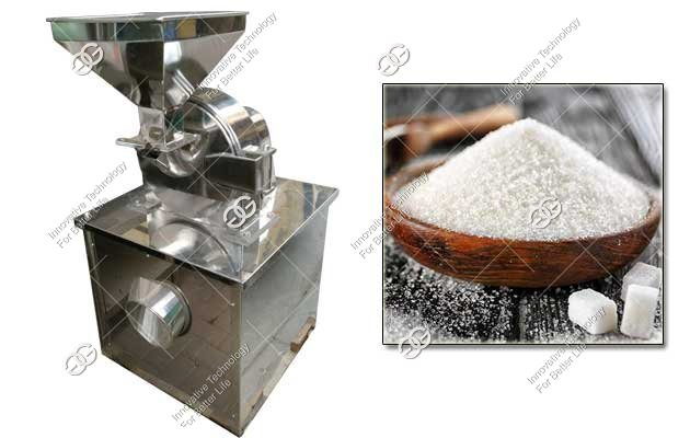 Sugar Powder Making Machine
