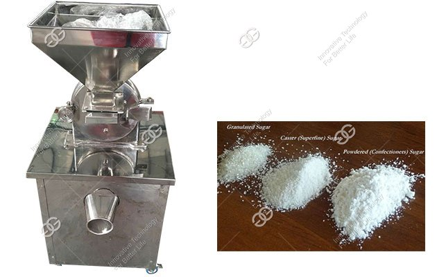 Sugar Powder Grinder Machine