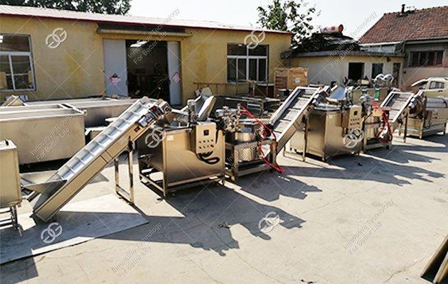 Banana Chips Making Machine Price
