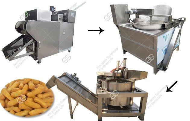 Chin Chin Making Machine
