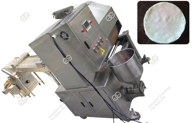 Peking Duck Wrapper Machine