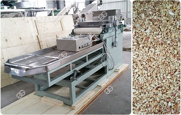 Peanut Chopper Machine