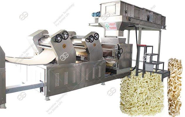 Non Fried Instant Noodle Production Line