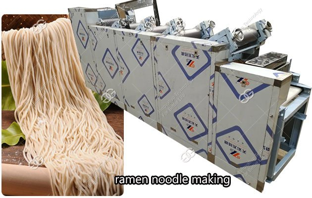 Ramen Noodle Making Machine