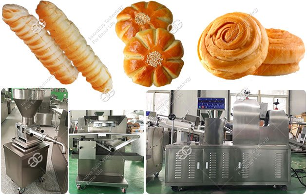 Automatic Bread Production Line