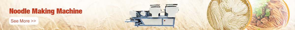Types of Noodle Making Machine