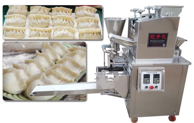 Chinese Dumpling Making Machine