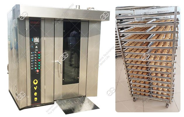 Electric Biscuit Baking Oven