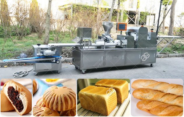 Automatic Bread Production Line For Sale