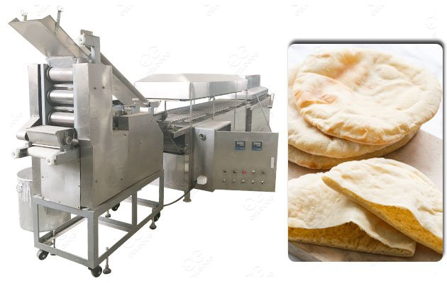 Khubz Arabic Bread Machine in Kuwait