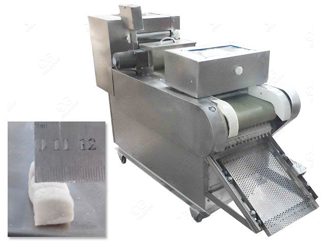 Chin Chin Cutting Machine for Chinchin Business