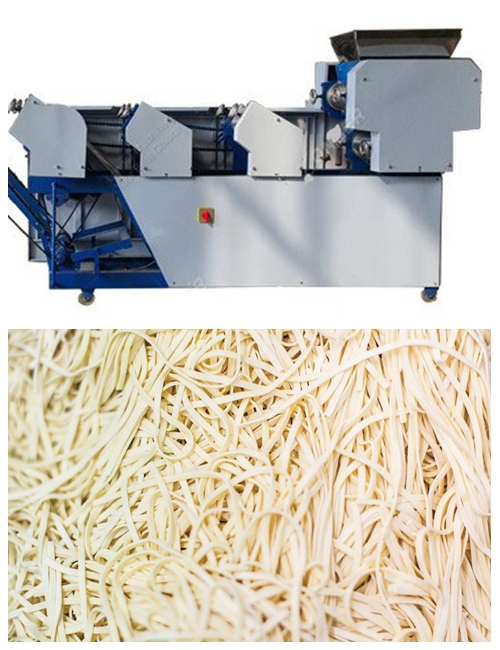 Stainless Steel Fresh Ramen Noodle Making Machine